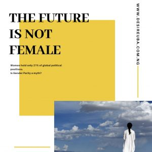 This Is The Truth   The Future Is NOT Female
