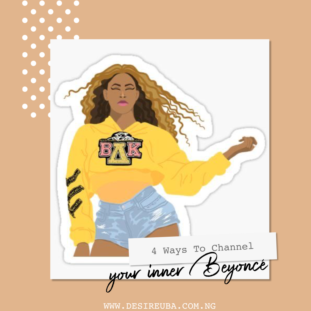How To Channel Your Inner Beyoncé?| 4 Ways From Homecoming